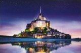 ■2542スーパースモールピースジグソーパズル:モン・サン・ミシェルとその湾VIII[フランス]《廃番商品》