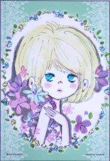 ◆希少品◆プチパズル99ピース:ピュア・ガール(水森亜土)《廃番商品》