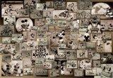 ★3割引!!★1000ピースジグソーパズル:ミッキーマウス モノクロ映画コレクション