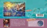 ★3割引!!★1000ピースジグソーパズル:The Little Mermaid(リトル・マーメイド)(トーマス・キンケード)