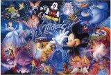 ■ステンドアートぎゅっとサイズ500ピースジグソーパズル:It's Magic!