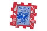 けいおん!!専用クミパネ(10×14.7cm/1-T)レッド《廃番商品》