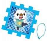 ■パネル付き25ピースクミパネジグソーパズル:ポケットモンスター ミジュマル《廃番商品》
