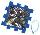 ■パネル付き25ピースクミパネジグソーパズル:ポケットモンスター ゼクロム《廃番商品》