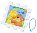 ◆希少品◆パネル付き25ピースクミパネジグソーパズル:スージー・ズー Hug!《廃番商品》