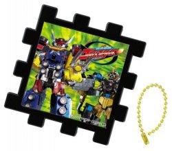 画像1: ■パネル付き16ピースクミパネジグソーパズル:ゴーバスターズ ゴーバスターオー&バスターヘラクレス《廃番商品》