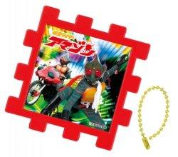 画像1: ■パネル付き16ピースクミパネジグソーパズル:仮面ライダーアマゾン《廃番商品》