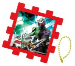 画像1: ■パネル付き16ピースクミパネジグソーパズル:仮面ライダーW《廃番商品》