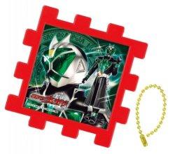 画像1: ◆希少品◆パネル付き16ピースクミパネジグソーパズル:仮面ライダーウィザード ハリケーンスタイル《廃番商品》