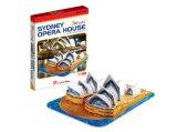 3Dパズル(ミニ) オペラハウス(世界遺産:オーストラリア)