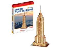 画像1: 3Dパズル(ミニ) エンパイアー・ステート・ビル(アメリカ)