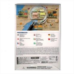画像2: 3Dパズル フランス-マルシェ クレープ屋さん