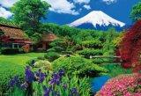 ■1000マイクロピースジグソーパズル:忍野富士《廃番商品》