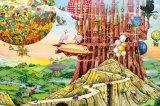 ■1000ピースジグソーパズル:フライングホーム(コリン・トンプソン)《廃番商品》