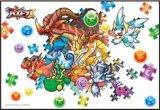 ■108ラージピースジグソーパズル:パズドラZ《廃番商品》