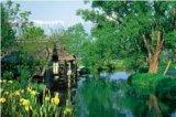 ◆希少品◆1500スモールピースジグソーパズル:安曇野 -清流の水車小屋-《廃番商品》
