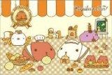 ◆希少品◆ミニパズル150ピース:カピバラさん BAKERY《廃番商品》