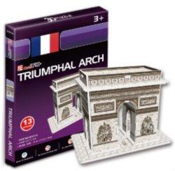 画像1: 3Dパズル(ミニ) エトワール凱旋門(フランス)