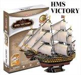 3Dパズル HMS ヴィクトリー号(イギリス)