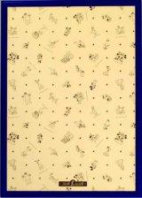 ディズニー専用木製パネル1000ピース用ブルー(51×73.5cm/10-T)