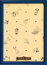ディズニー専用木製パネル200ピース用ブルー(22.5×32cm/2-TD)