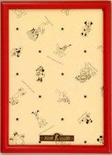 【取寄商品】ディズニー専用木製パネル200ピース用レッド(22.5×32cm/2-TD)
