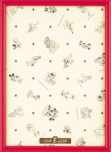 【取寄商品】ディズニー専用木製パネル300ピース用レッド(30.5×43cm/3-TW)