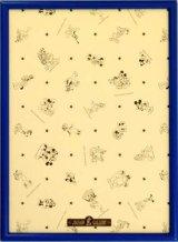 ディズニー専用木製パネル500ピース用ブルー(35×49cm/5-Tア)